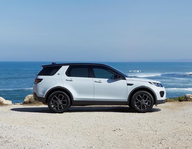 Land Rover Discovery Sport : le SUV baroudeur
