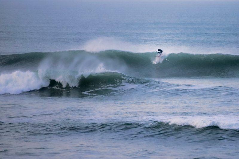 Le surf sur la côte landaise