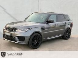 Véhicule Calandre LAND ROVER RANGE ROVER SPORT HSE DYNAMIC