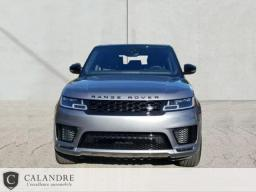 Véhicule Calandre LAND ROVER RANGE ROVER SPORT PHEV HSE DYNAMIC