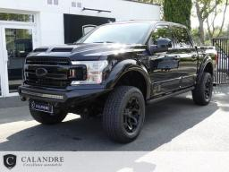 Véhicule Calandre FORD F150 BLACK OPS SUPERCREW
